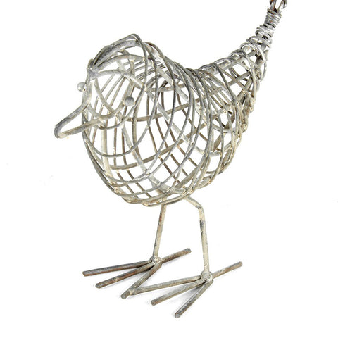 Handcrafted Wire Bird