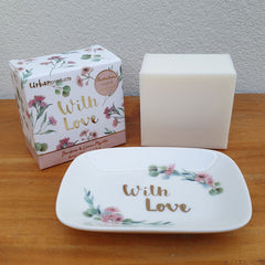 With Love Hand Soap 150g - The Chic Nest