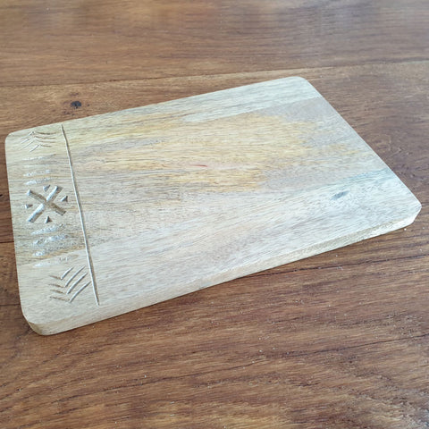 Handcrafted Cheese Board - Small