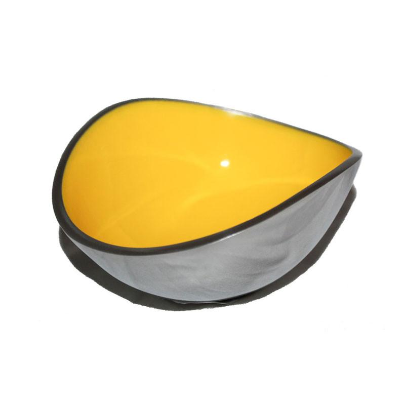 Yellow Bowl 10cm - The Chic Nest