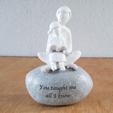 You Taught Me All I Know Figurine - The Chic Nest