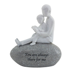 You Are Always There For Me Figurine