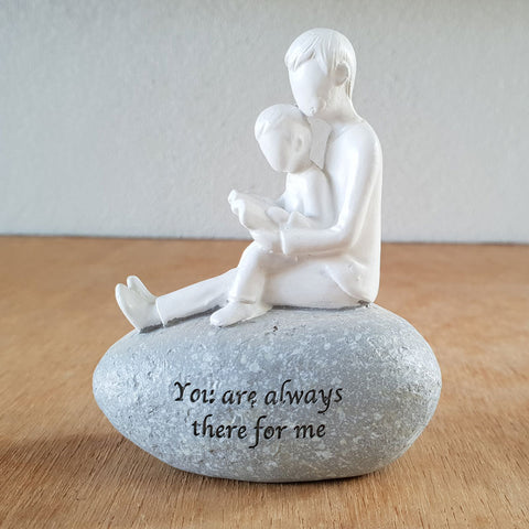You Are Always There For Me Figurine - The Chic Nest