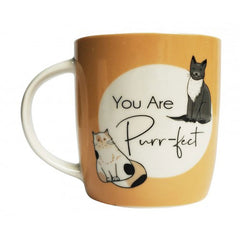 You Are Purr-fect Cat Gift Boxed Mug
