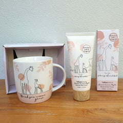 You Are Strong and Beautiful Hand Cream 100ml - The Chic Nest