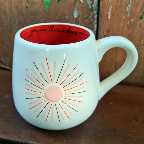 You Are The Sunshine Mug