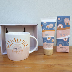 Cup of Happy Gift Boxed Mug - The Chic Nest