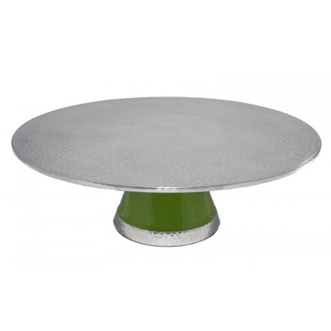Keke Cake Stand - Lime - The Chic Nest