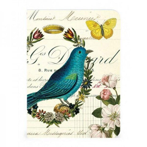 Mini Notebooks - Flora & Fauna - The Chic Nest
