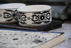 Set of 2 Ceramic Bowls & Tray - The Chic Nest