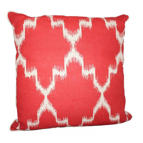 Timor Orange Cushion