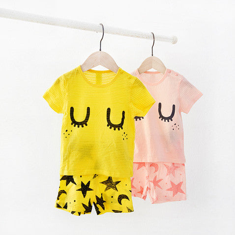 Little Dreamer Tee & Shorts Kids Pyjamas