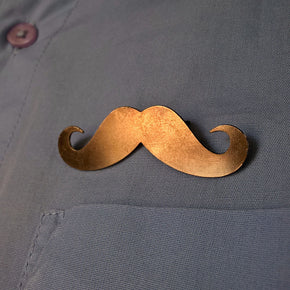 """Mooch"" Men's Brooch (ABR007)"