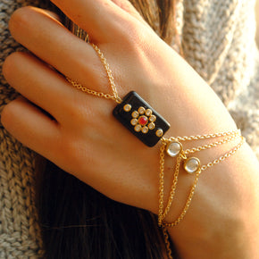 Black Beauty Bracelet(ACB022)