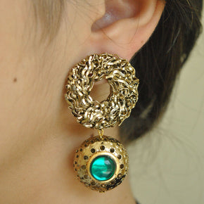 Double Trouble Earrings (ACE010)
