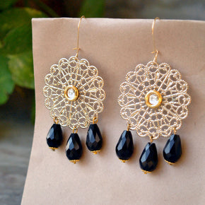 Halki Fulki Earrings (ACE021)
