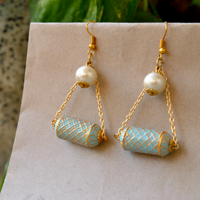 The Swinging Ballet Earrings (ACE089)