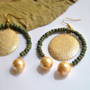 Upside Down Earrings (ACE095)