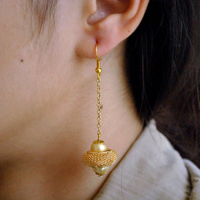 Dangling UFO Earrings (ACE108)