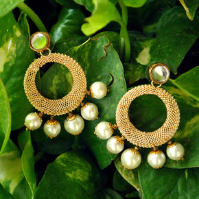 Chand Chakori Dangle Earrings (ACE131)