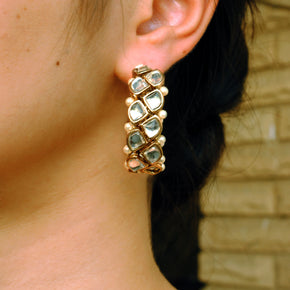 Flipside Hoop Earrings(ACE199)