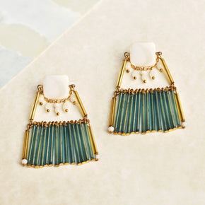 Azure Earrings (ACE222)