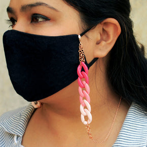 Cherry Blossom Mask Chain(ACMC021)
