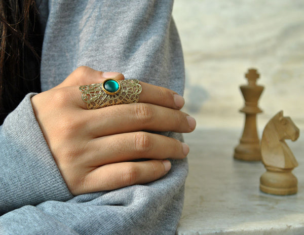 Filigree Ring (ACR02)