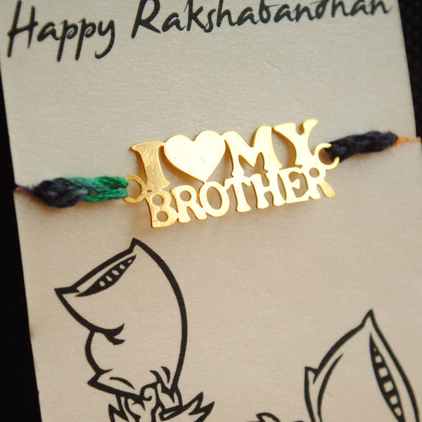 I Love My Brother Rakhi (ACRK024)