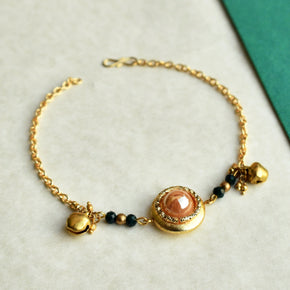 Bud Blossom Anklet (ANK004)