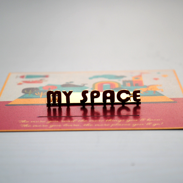 My Space Bookmark (ABM03)