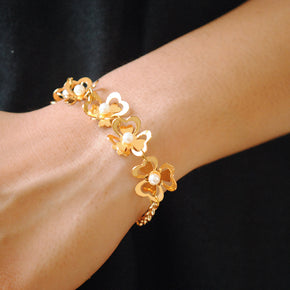 Multi flower Bracelet (ACB027)