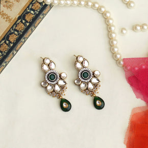 Kundan Amore Earrings (ACE234)