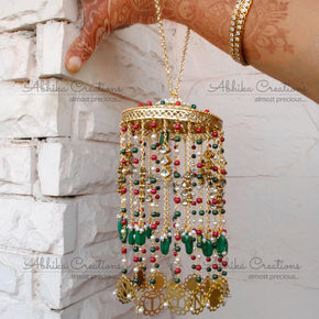Kundan Personalised Name Kaleera(ACKL009)