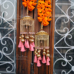 Chandelier Kaleera with Tassels (ACKL010)