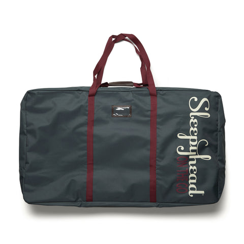 SLEEPYHEAD® ON THE GO GRAND TRANSPORT BAG - MIDNIGHT TEAL