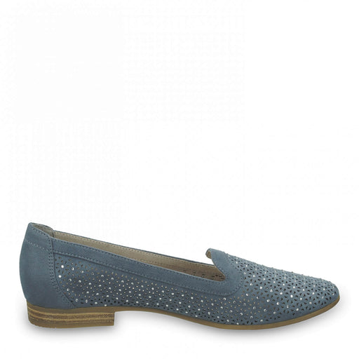 ΜΟΚΑΣΙΝΙΑ DENIM - 24265-Flats-JANA-Mara Shoes-fashion