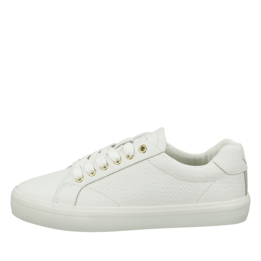 SNEAKERS ΔΕΡΜΑΤΙΝΑ ΛΕΥΚΑ - SEAVILLE 3GS22531586-Sneakers-Gant-Mara Shoes-fashion