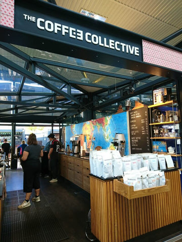 Coffee Collective- Handcraft Coffee