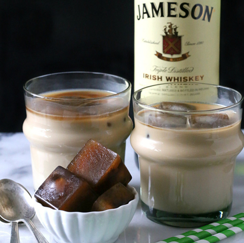 Cold Brew Irish Coffee- Handcraft Coffee