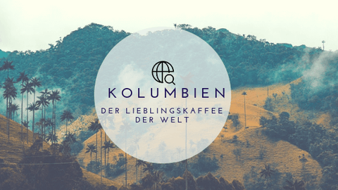 Kolumbianischer Kaffee- Handcraft Coffee
