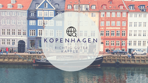 Kaffee in Kopenhagen- Handcraft Coffee