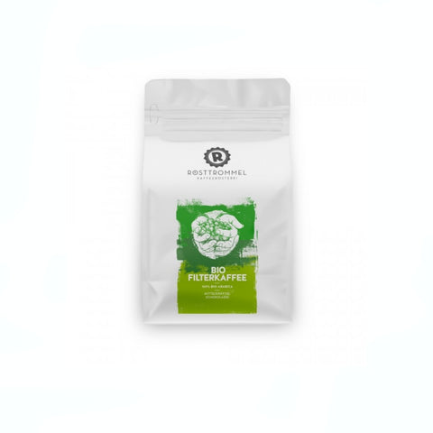 Bio Filterkaffee- Handcraft Coffee