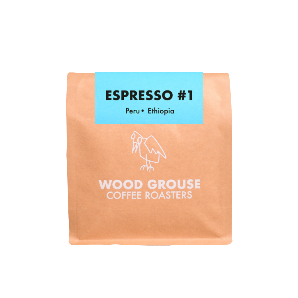 Fruchtiger Espresso Blend, 100% Arabica- Handcraft Coffee