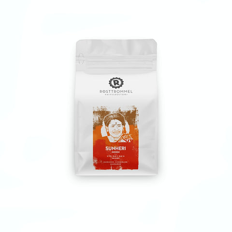 Kaffee. Indien Sunheri. Single Origin. 250g