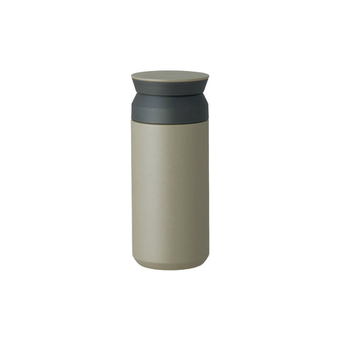 Kinto Japan Travel Tumbler 350ml. Farbe: khaki- Handcraft Coffee