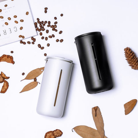 Timemore U French Press. Schwarz- Handcraft Coffee