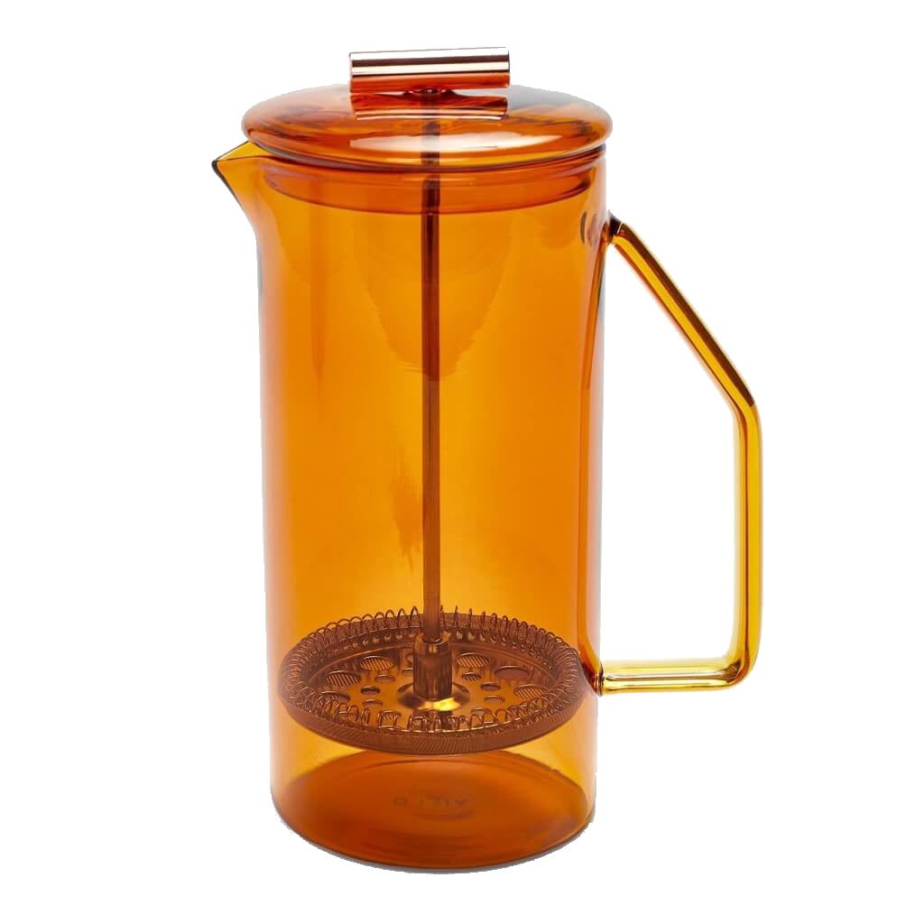 Yield Design Elegante French Press Aus Glas Handcraft Coffee