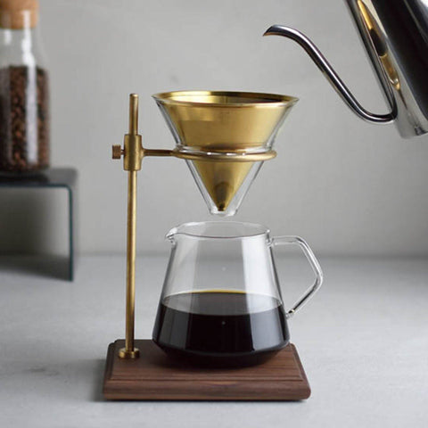 "Kinto ""Slow Coffee Style Speciality"" SCS- S02 Kaffeefilter Station- Handcraft Coffee"