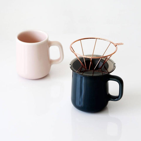 Design Kaffeebecher aus Porzellan von Toast Living- Handcraft Coffee
